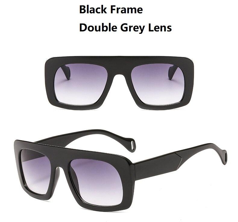 Black Double Grey