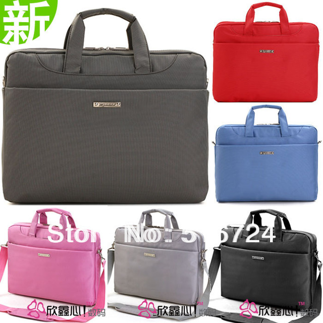 Free shipping High quality  13 14 15 15.6 male women's laptop bag handbag  shoulder  note book bags
