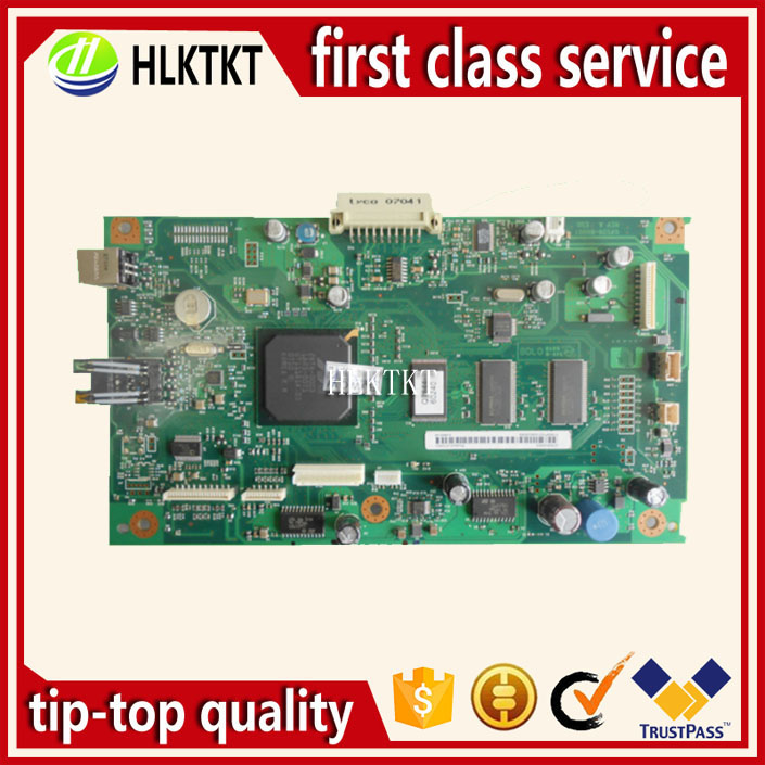 Original Formatter board for HP LJ 3052 Q7528-60001 logic Main Board MainBoard mother board q3955 60003 q3955 60001 q6507 60001 for hp lj 2400 2410 2420 2430 formatter board logic main board mainboard mother board