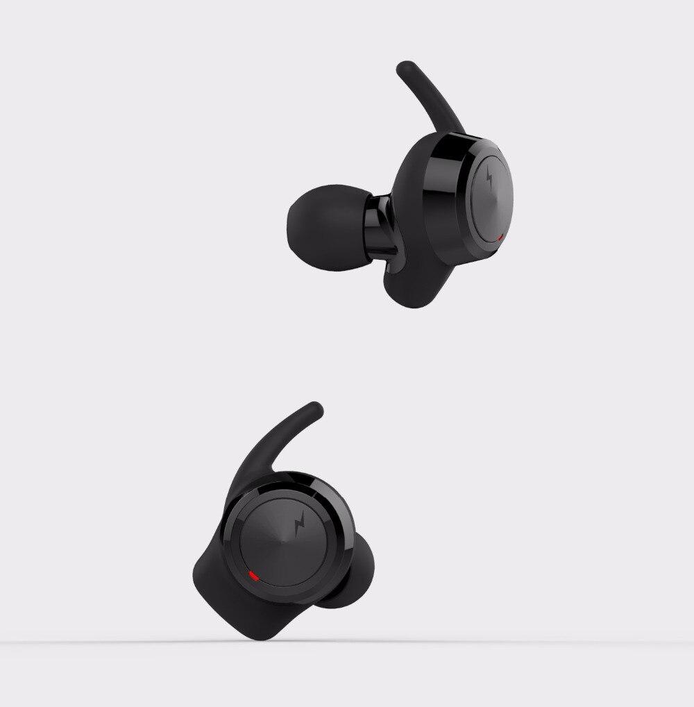 2017 NEW Moxpad M3 True TWS Wireless Bluetooth Earphones In Ear Headset BT4.1 Mini TWS Earphone for iphone samsung Earbuds Stere