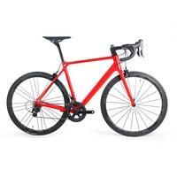 Slx costelo النهائي H11 المقود الكربون الطريق دراجة الفاصلة الكربون كاملة الدراجة 38 ملليمتر بوب لون 3 كيلو العجلات السرج الإطارات