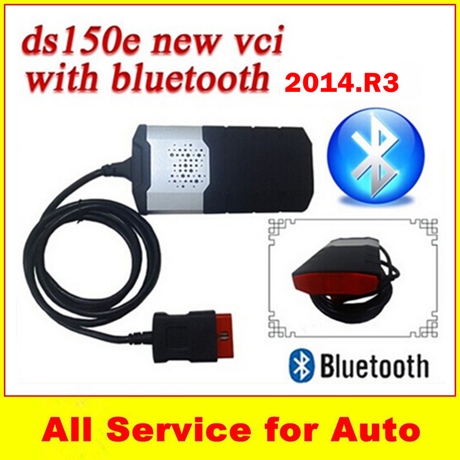 2014 R2/R3 Free activate newst design delphi ds150e bluetooth best cdp pro plus install video CAR+TRUCK+Generic 3 in1 - welcome to freyr's store