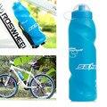 Handliche Outdoor Sports Fahrrad Squeeze Getränk Wasserflasche Wasserkocher Blau 700 ML-in Fahrrad-Trinkflasche aus Sport und Unterhaltung bei