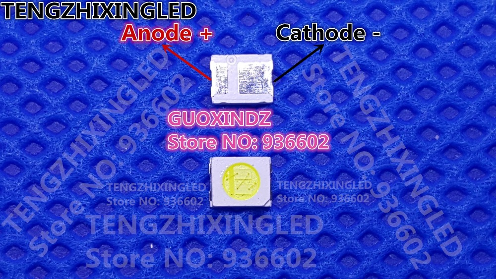 Hongli Tronic Led Backlight 1210 3528 2835 1w 6v 111lm Cool White Lcd Backlight For Tv Tv Application Nourishing The Kidneys Relieving Rheumatism Back To Search Resultselectronic Components & Supplies