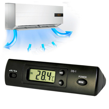 Digital Thermometer Auto LCD Measurement & Analysis Instruments