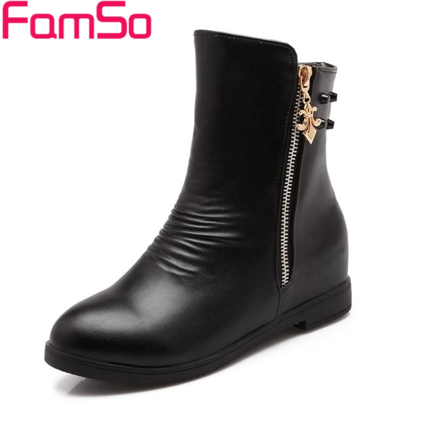 Free shipping 2016 New Sexy Lady Casual Short Ankle boots Designer Flats font b Women s