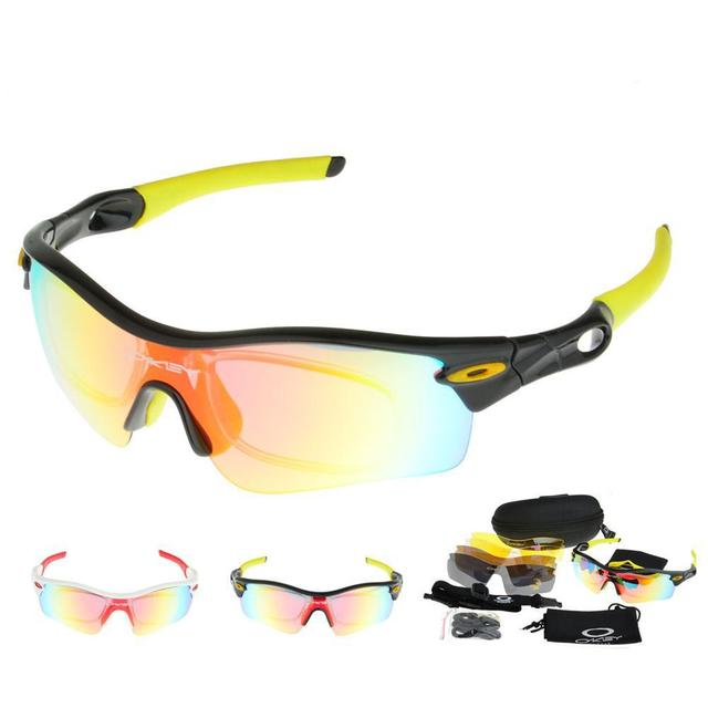 Free shipping 2013 latest suit TR Material riding goggles sport sunglasses