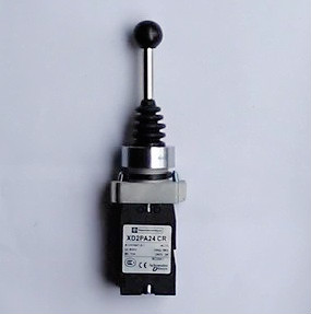Free Shipping 3pcs XD2-PA24CR 4 Position 4NO Spring Return Joystick Switch Brand New(China)