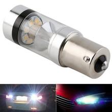 цена на 2PCS LED 100W High Power Steering Light Brake Light Reversing Light 1156 1157 T20 H1 H3 H4 H8 9005 9006 20SMD 12V