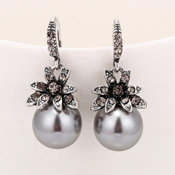 Fashion Imitation Pearl Earrings Jewelry Pearl Jewelry