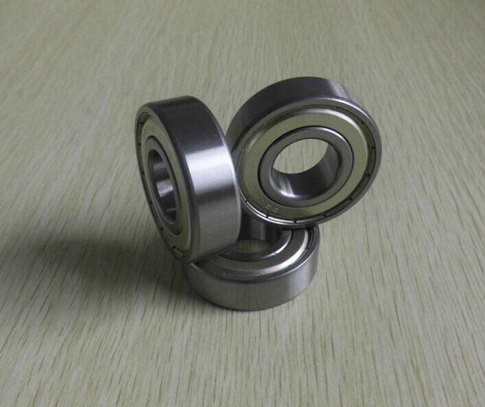 cost performance <font><b>6204ZZ</b></font> size 20x47x14mm GCr15 material Miniature Mini Bearing Deep Groove Ball Bearing image