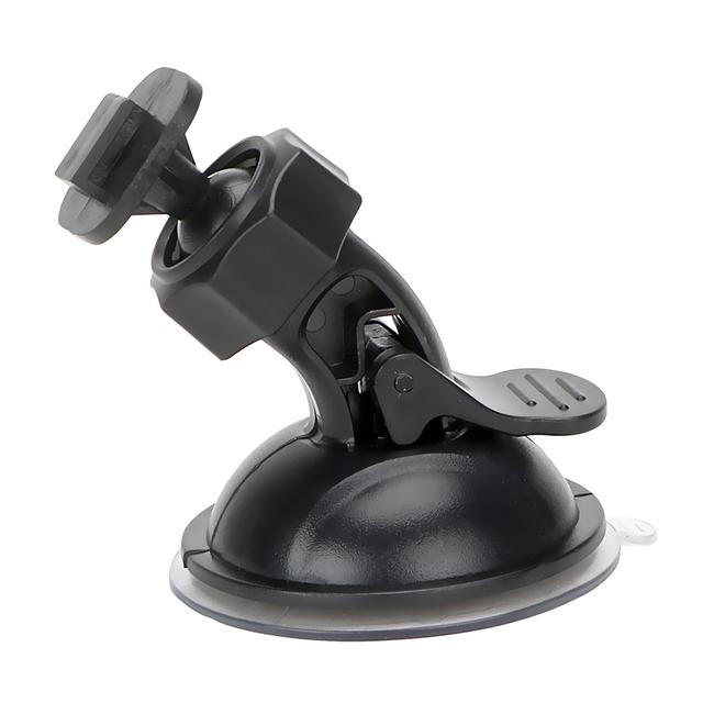 360 Degree Rotating Car Holder Car Driving Recorder Bracket Sport DV Camera Mount for Xiaomi YI GoPro DVR Holder