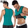 Neoprene Shaper Men Hot Shaper Underwear Strap Sweating Slimming Underwear Body Shaper Sportes Hot Shapers Tops 8AD-QR514