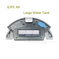 Original ILIFE A6 And X623 Large Water Tank 1 PC Robot Vacuum Cleaner Spare Parts Supply
