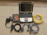 Для bmw сканер для диагностики мотоцикла для bmw ICOM A2 b c d с программным обеспечением 500 Гб hdd cf19 ноутбук 4in1 для автомобиля и мотора