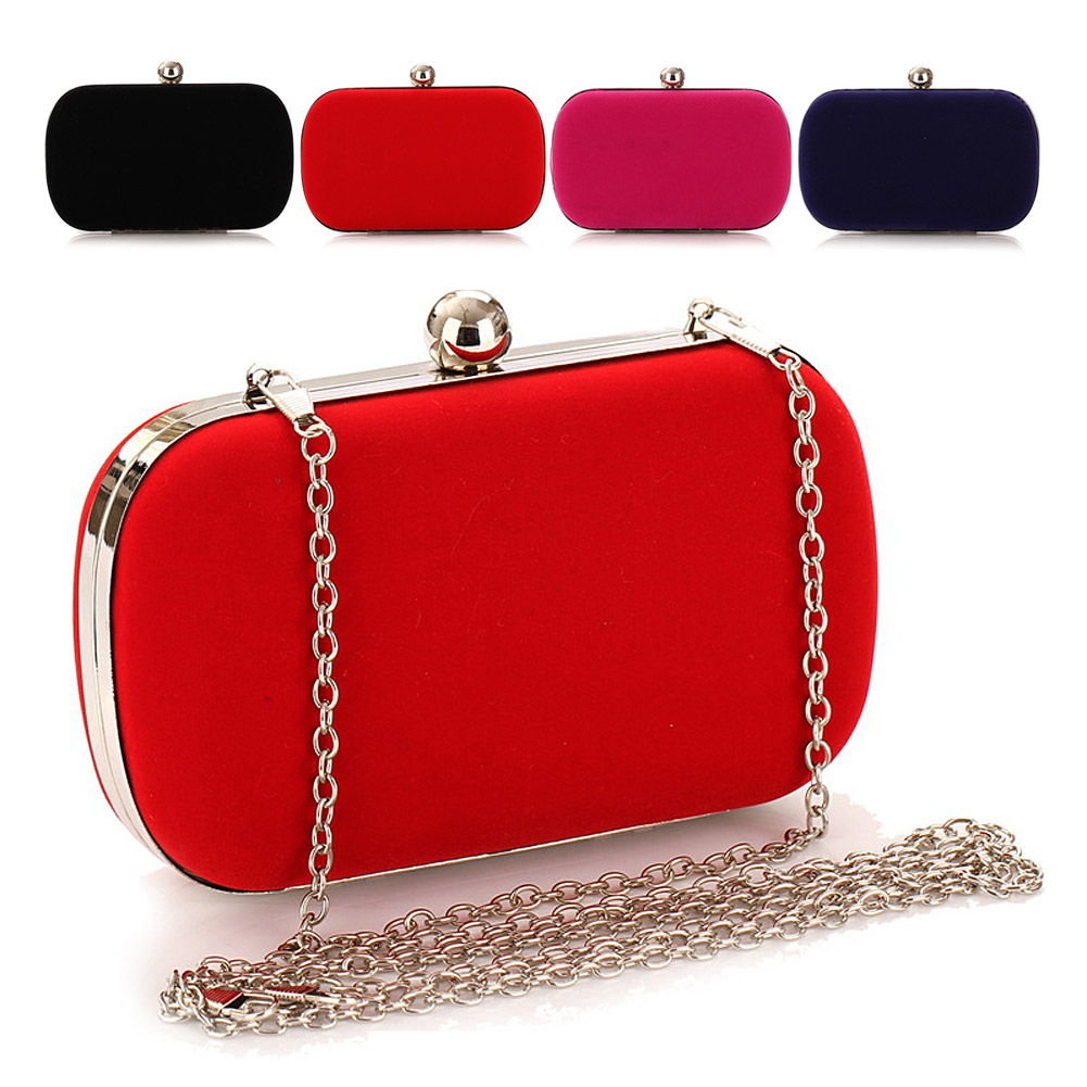 2017 Fashion Flannel Evening Bag Wedding Bride Clutch Luxury Handbags Women Bags Designer Handbag Female Wallet Bolsa Feminina