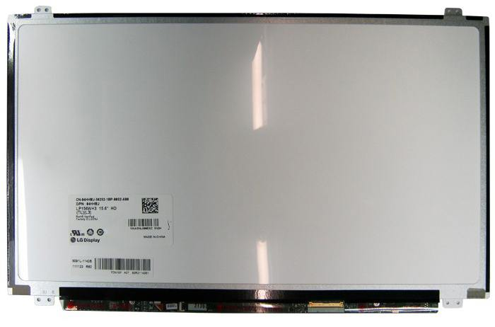 LCD 15.6 Glare LP156WH3 (TL)(L2), WXGA HD 1366x768, 40L, LED