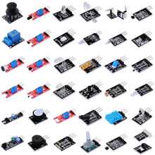 Keyes 37 in 1 sensor studying package for arduino