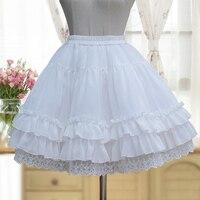 Princess sweet lolita Brocade Garden Chiffon skirt LOLITA ZJY050