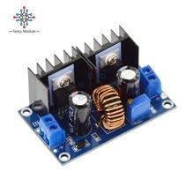 XL4016 ШИМ регулируемый 4-36 в до 1,25-36 в понижающий модуль платы макс. 8A 200 Вт DC-DC понижающий преобразователь питания