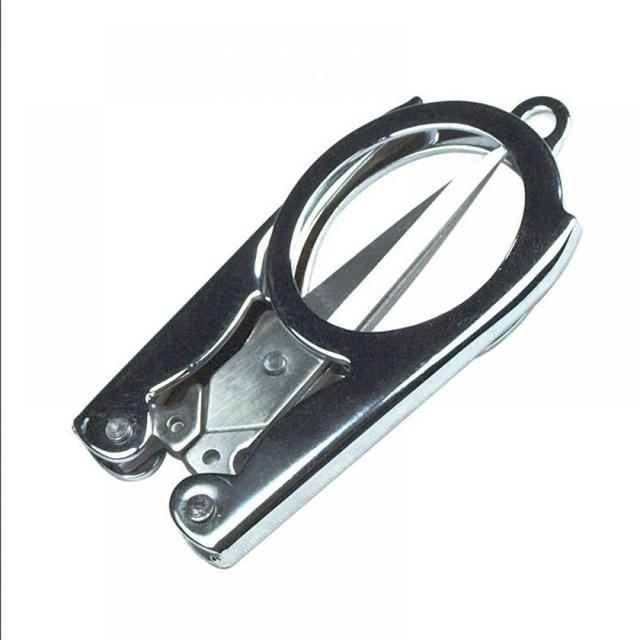 Folding Travel Scissors – Pocket Small Cutter, Lightweight