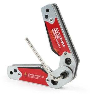 Image 2 - LISHUAI Mini Size Verstelbare Hoeken Lassen Magneet/Neodymium Magneet Magnetische Lassen Klem WM10 S