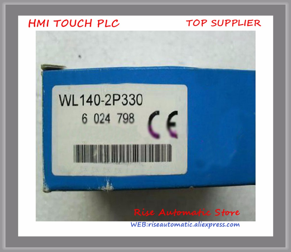 New Original WL140-2P330 Photoelectric Switch high-quality