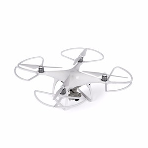 Image 2 - 4pcs Propeller Guard for DJI Phantom 4 Pro 4P 4A Advanced Drone Protector Quick Release Props Bumper Spare Part Protection Cover