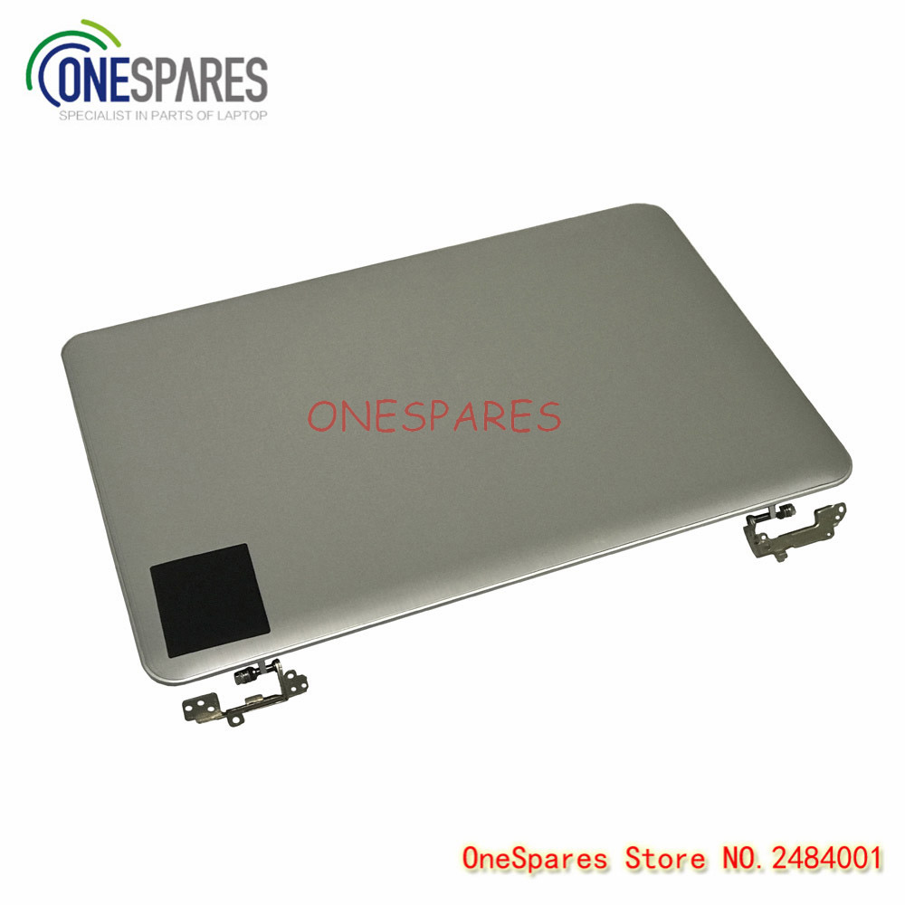New original Laptop LCD top Back Cover & Hinges For HP XT For Touch Smart 15 15-4000EA Series 700797-001 AM0Q5000130 new original laptop lcd top back cover for genuine hp pour compaq presario cq57 630 series 15 6 a shell 1a225060060 646113 001