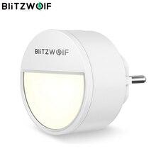 BlitzWolf BW LT10 المنزل الذكي ضوء مصباح لجهاز الاستشعار ليلا 3000K درجة حرارة اللون 20 لومينز الإضاءة 120 درجة زاوية مصباح