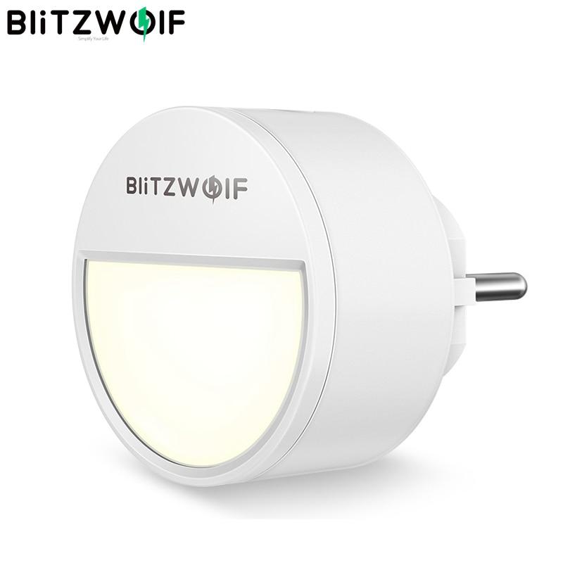Home Theater Light Color Temperature: BlitzWolf BW LT10 Smart Home Light Sensor Light For Night