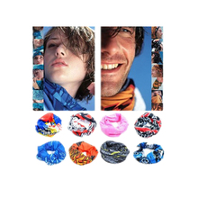 Hot Selling!Bicycle Magic Scarf Bicycle Cool Bike Ski Skull Bandanas Seamless Skull Bandana Headwear Mask Cycling Sport Headband