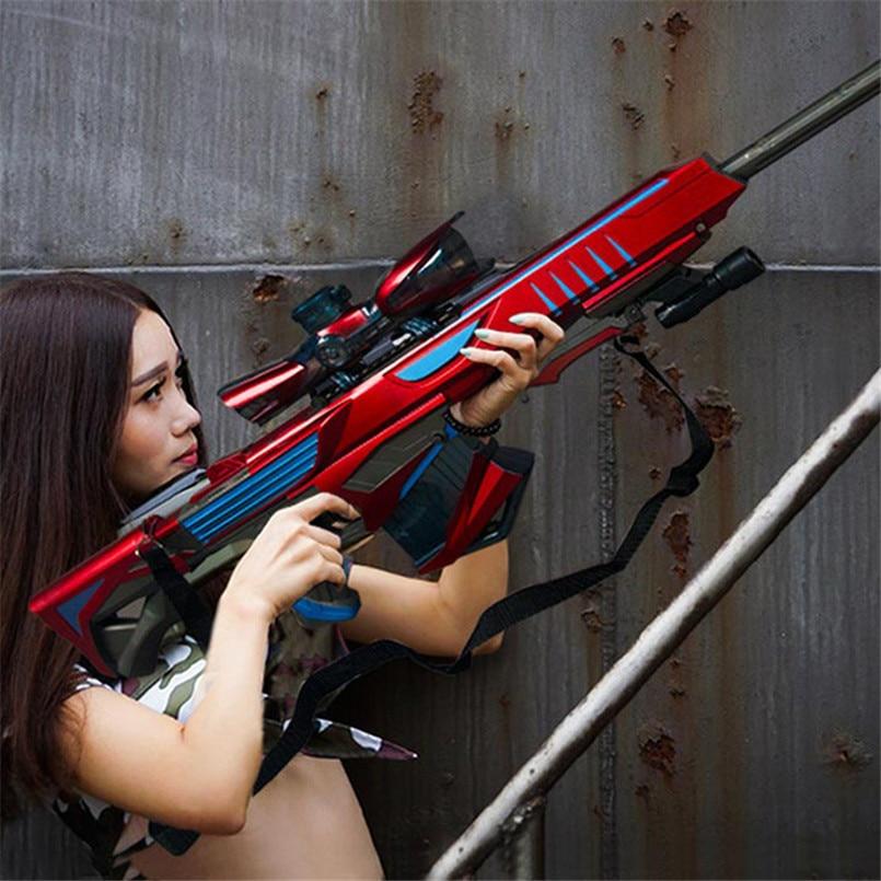 Infrarouge eau balles pistolet jouets pour garçons en plastique Sniper fusil pistolet doux Paintball CS jeux en plein air enfants arme jouet pistolets cadeaux