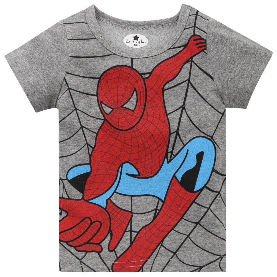 Boys T Shirt Summer 2018 Girls Tops Baby Boy Short Sleeve Tshirt Kids T Shirts Children Brand Clothing Toddler T-shirts K0001