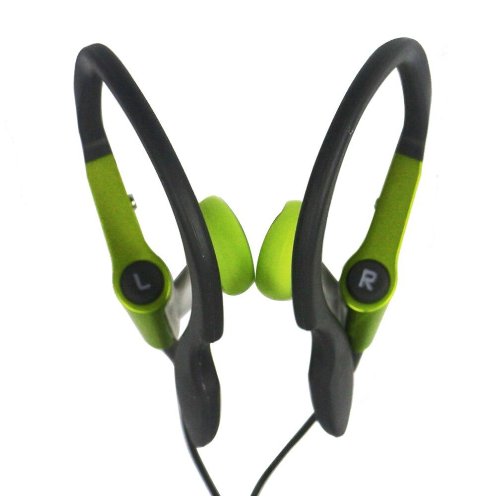 Orelha Gancho do Fone De Ouvido de alta Qualidade Diversão Ao Ar Livre Esportes Fone De Ouvido fone de Ouvido Com Fio Fone De Ouvido Para iPhone Samsung Xiaomi Celular