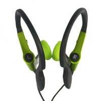 Qualität Ohrbügel Kopfhörer Outdoor-spaß Sport Kopfhörer Wired Headset Fone De Ouvido Für iPhone Samsung Xiaomi Handy