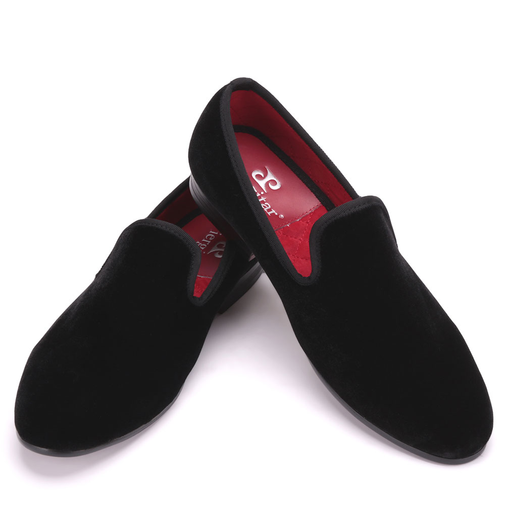 Comfortable Shoes Smoking-Slippers Men's Flats Velvet Plus-Size Casual New-Fashion And