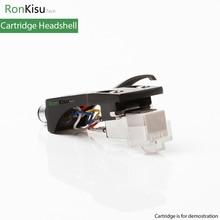 Lp Turntable tone arm for turntable Cartridge, Universal version Cartridge vinyl head shell, turntable accessories