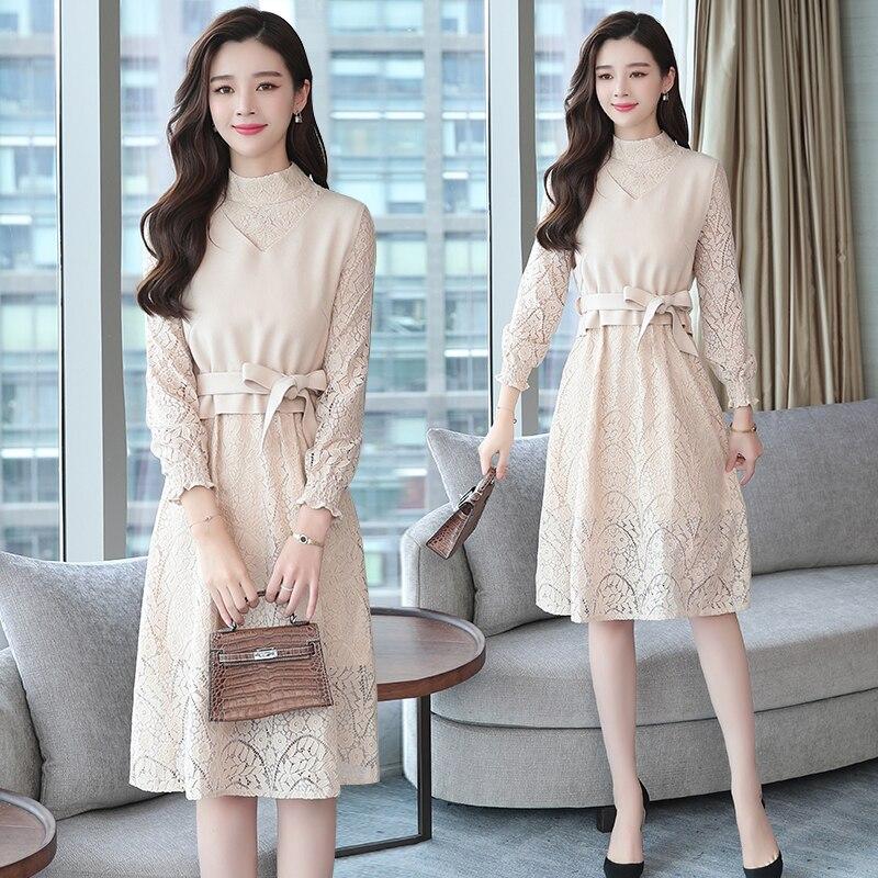 Korean plus bodycon long dresses size zozo