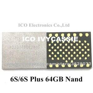Image 1 - Pour iPhone 6 S/6 S Plus 64 GB Nand mémoire Flash IC U1500 HDD disque dur puce résoudre difficulté erreur 9 4014 élargir la capacité programme SN iMei