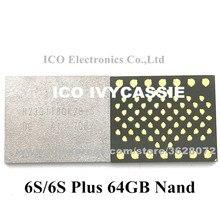 Для iPhone 6S/6S Plus 64 гб Nand флэш память IC U1500 HDD жесткий диск чип решить проблему ошибок 9 4014 расширение программа емкости SN iMei