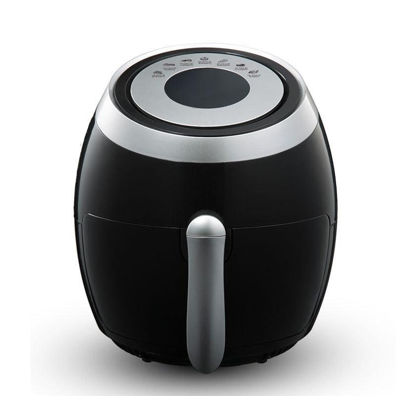 CUKYI 3.6L LED Intelligente Friggitrice Elettrica Senza Fumo Friggitrice Fritadeira Torta Macchina Patate Fritte Pollo Fritto Pentola 220 v