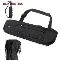 Outdoor 19 ''Caccia Molle Tactical Pistol Grip Canna Corta Shotgun Fodero Sacchetto Della Custodia Per Armi