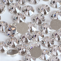 9a9a56cead 2028 SS3 To SS50 White Non Hot Fix Rhinestones Flatback Crystal Glass  Glitter Rhinestones Glue On For Nail Art Decoration B0035