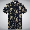 Chegada nova Chinês Kung Fu Camisa de Linho de Algodão dos homens de Verão tops de manga curta clothing tamanho m l xl xxl xxxl ZZ01