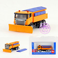 Free Shipping/Siku 1:87 Scale/Diecast Toy car Model/Scania Snow Removal Truck/For Collection/Educational/Small/Festival gift