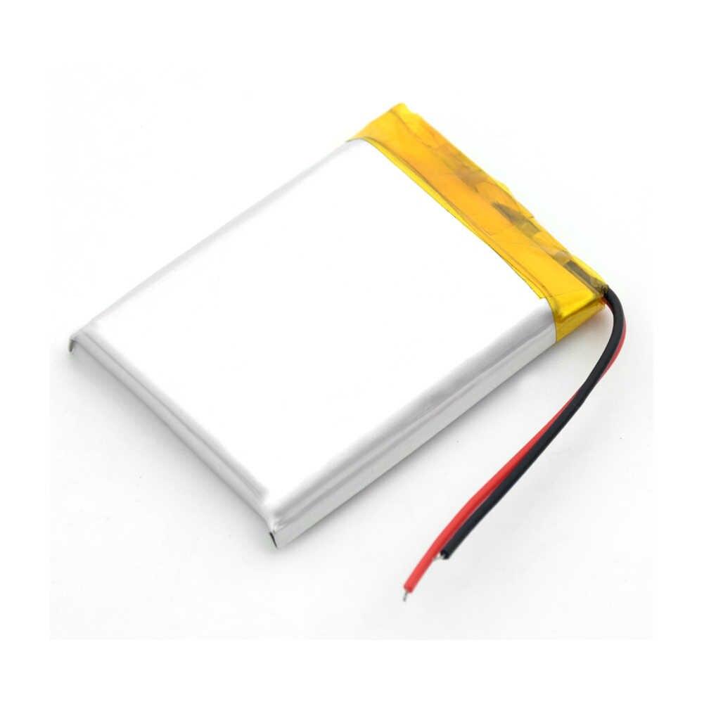 3,7 в 800 мАч 603040 литий-ионная Lipo батарея литий-полимерная Li-Po литий-ионная батарея Lipo батареи для динамиков сигнализации gps MP3 MP4 игрушка DIY