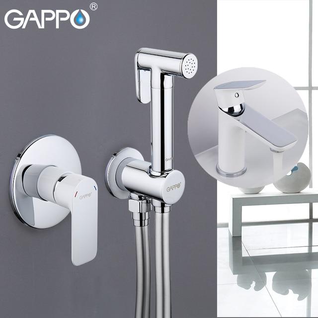 Mixer Bath Shower Taps gappo bidet faucet bathroom shower faucet bidet douche mixer bath