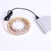 USB Flexible LED Strip SMD 3528 RGB 5V