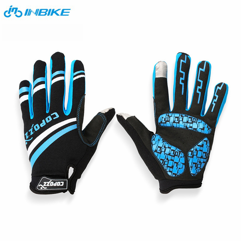 Brand Dropshipping 1 pair Outdoor Cycling Glove Bike Cycling Riding Gloves Long finger All gloves Silicone Gloves Free shipping!